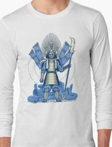 Samurai Nightmare Long Sleeve T-Shirt