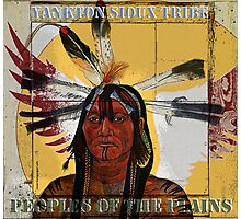 Yankton Sioux Tribe Photographic Print