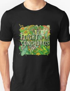 Flight Of The Conchords  Comedy Band T-Shirt