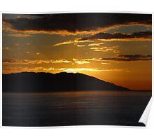 First Sunset 2013 II - Primera Puesta Del Sol 2013 II Poster