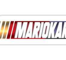 Mariokart Sticker