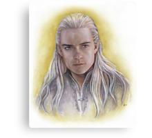 Elven Prince Canvas Print