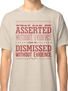 Hitchens' Razor Light Ts Classic T-Shirt