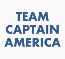 Team Captain America. by Si0bhan