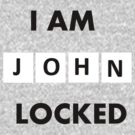 John-Locked. by Si0bhan