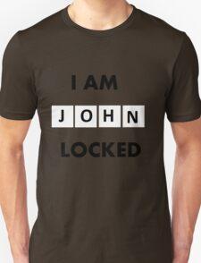 John-Locked. T-Shirt