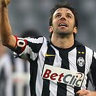 Del Piero Juventus by darkcloud57