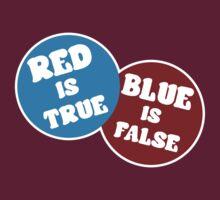 True or False (Dark Version) by HereticWear