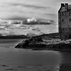 Eilean Donan Castle - Winter Wonderland by caledoniadreamn