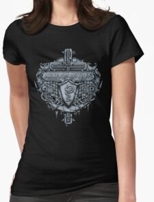 Arkham Elite Womens Fitted T-Shirt