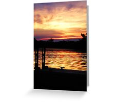 Sky of Color Greeting Card