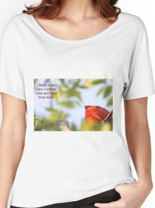 Make your own Cardinal rules and learn from them. Women's Relaxed Fit T-Shirt