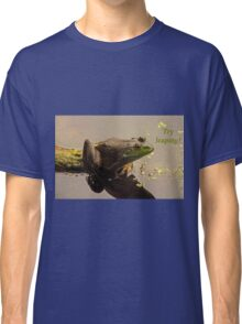 Try Leaping Classic T-Shirt