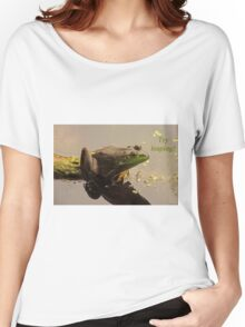 Try Leaping Women's Relaxed Fit T-Shirt