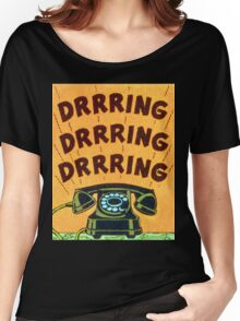 Ringing Telephone Women's Relaxed Fit T-Shirt