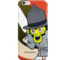 Powerpuff Girls Mojo Jojo (Production Cel) iPhone Case/Skin