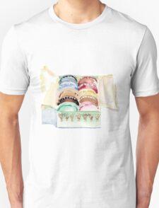 Macarons Box. T-Shirt