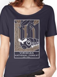 Viridian National Forest Women's Relaxed Fit T-Shirt