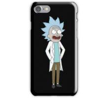TINY RICK! iPhone Case/Skin