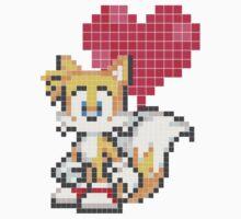 <3 Tails by sonicfan114