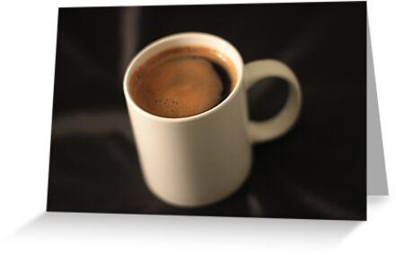 Still Life - Coffee 1 by rsangsterkelly