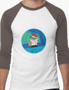 Dexter - Dexter's Laboratory (Production Cel) Men's Baseball ¾ T-Shirt