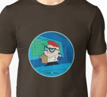 Dexter - Dexter's Laboratory (Production Cel) Unisex T-Shirt