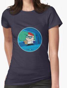 Dexter - Dexter's Laboratory (Production Cel) Womens Fitted T-Shirt