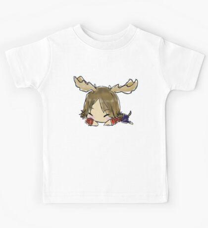 Supernatural: Moose Nap Kids Tee