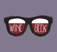 """""""Geek Glasses"""" for Wine Geeks by winegeek"""