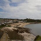 Porthcressa Beach, St Mary's, Isles of Scilly by DavidCH