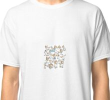 Puppy Party Classic T-Shirt