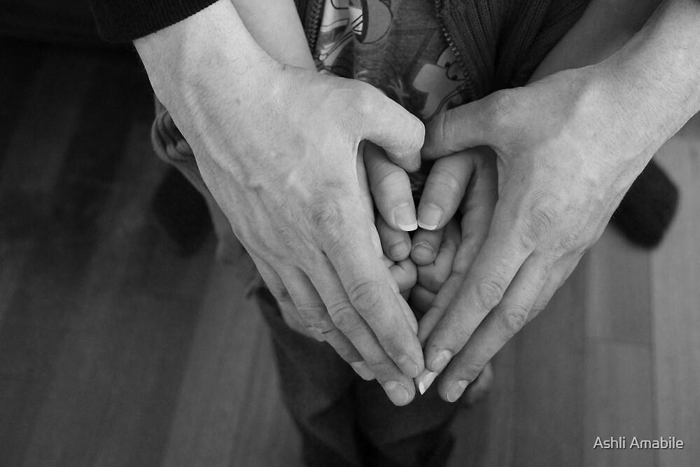 Family is love by Ashli Amabile