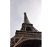 Eifel tower, Paris, France Photographic Print