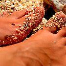 feet by Ziva Javersek
