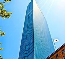 John Hancock Tower by d1373l