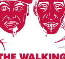 The Walking Smeg Sticker