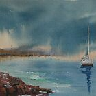 Harboured in the Bay by Pauline Winwood