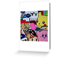 nintendo youth Greeting Card