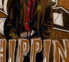 Captain Mal's Shipping Company Sticker