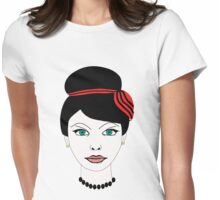 Hypnosis Womens Fitted T-Shirt