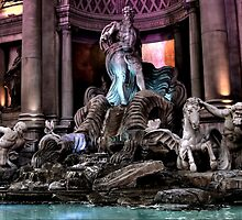 Trevi Fountain by rawephotography