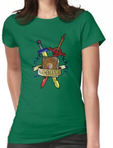 The Enchiridion Womens Fitted T-Shirt