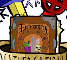 The Enchiridion Sticker