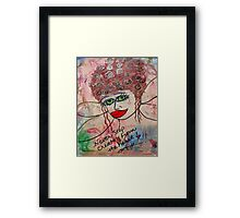 Fairy Art Mother Framed Print