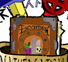 The Enchiridion (b) Sticker