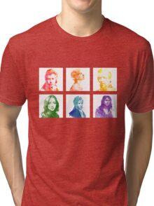The sun will rise. Tri-blend T-Shirt