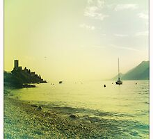 Tranquil Malcesine by Naddl