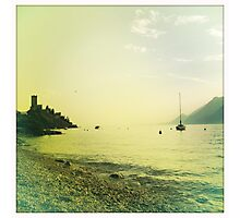 Tranquil Malcesine Photographic Print
