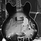 Spirit of a Guitar by Jocelyne Choquette